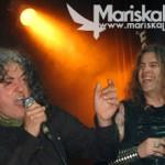 """""""Sasa"""" de los míticos Sobredosis """"Corazón de Heavy Metal"""""""