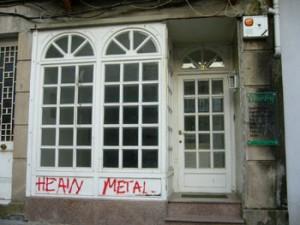 Algo de Metal queda en Redondela