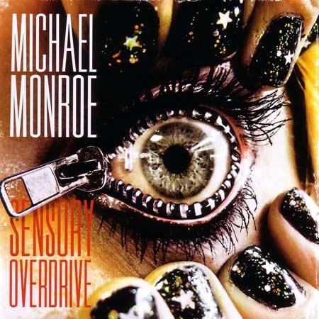 10 discos de Hard, Glam y Sleaze del siglo 21 - Página 3 Michael-Monroe-Sensory-Ov