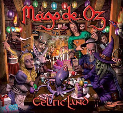 Resultado de imagen de Mägo de Oz- Fiesta pagana 2.0 (Videoclip oficial)