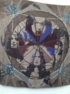 Una de las bufandas de la colección de Paul Smith