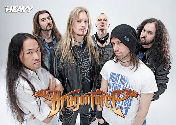 Poster de DragonForce