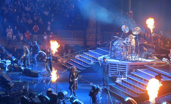 X Japan en el Madison Square Garden