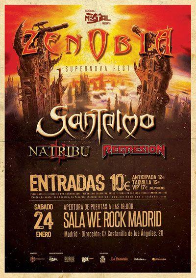 El Supernova Fest de Zenobia