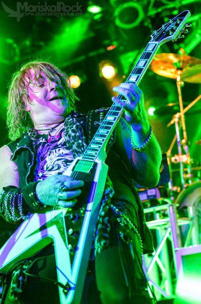 Kai Hansen (Gamma Ray). Foto: Iñigo Malvido