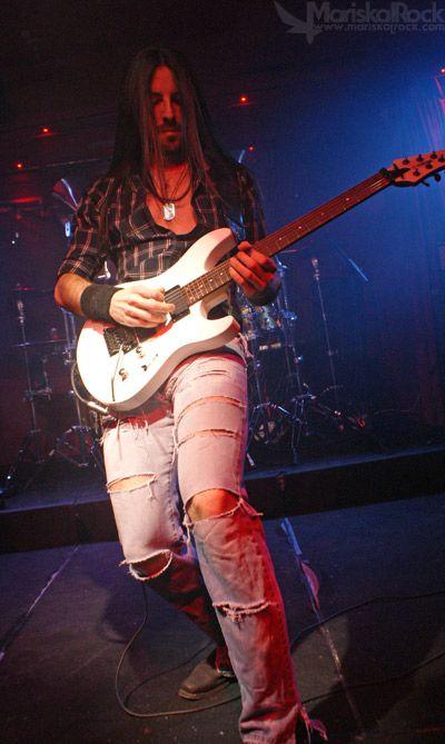 Fran Soler fue el guitar hero de verdad