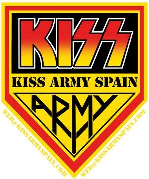 Kiss Army Spain logo