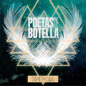 Carátula del nuevo disco de Poetas de Botella, 'Sinergia'