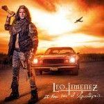 Portada de lo nuevo de Leo Jiménez: 20 años tras el apocalipsis