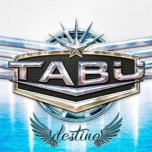 Portada del nuevo álbum de Tabü