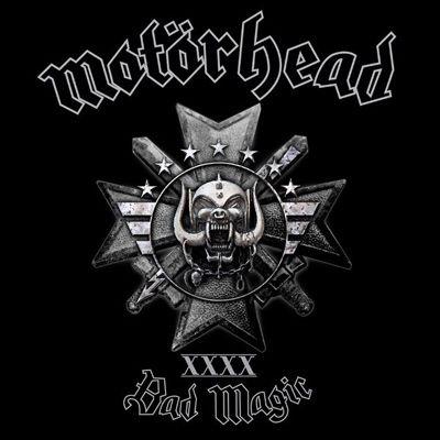 Portada del álbum de Motörhead 'Bad Magic'