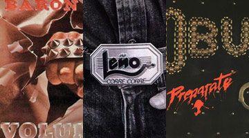 Chapa Discos. Reedición remasterizada de vinilos por Sony Music