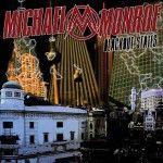 Portada del nuevo disco de Michael Monroe, en solitario, 'Blackout States'