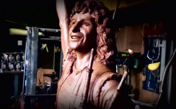 Estatua de Bon Scott