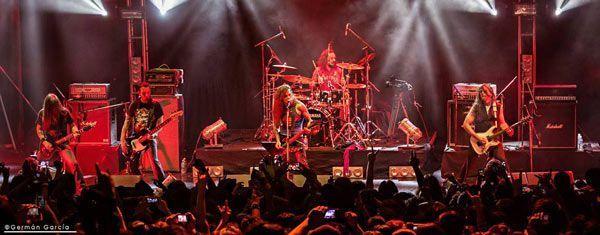 Leo y su banda en México
