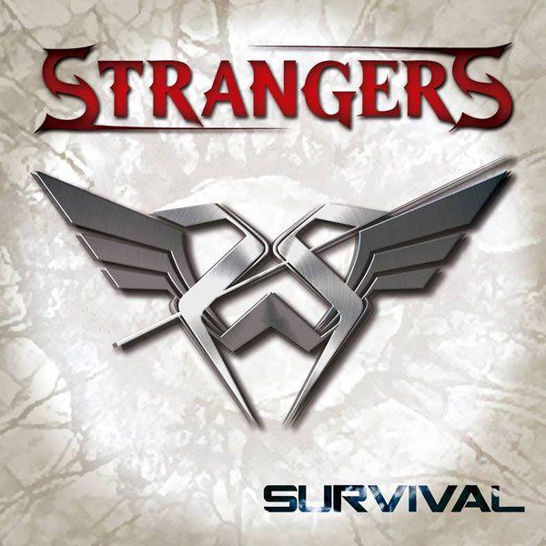 Portada del nuevo disco de Strangers 'Survival'