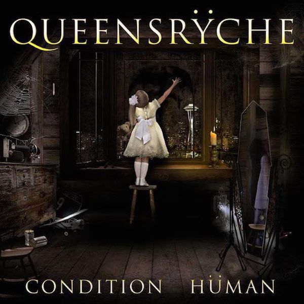 Portada del último disco de Queensrÿche: Condition Hüman