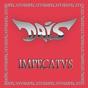 Portada del nuevo disco de Dais: Impecatvs