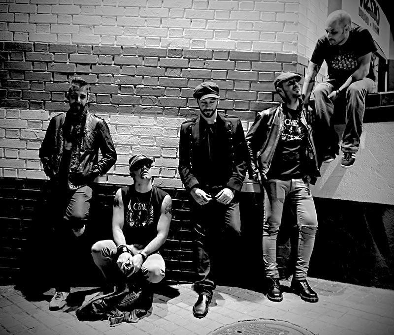 La banda madrileña ha publicado su primer disco, 'Partiendo de Zero'