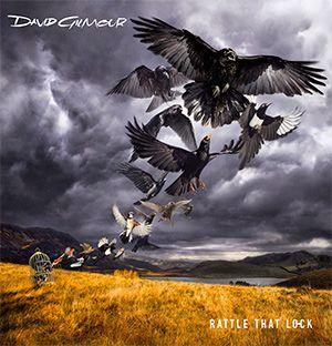 Portada del nuevo disco de David Gilmour
