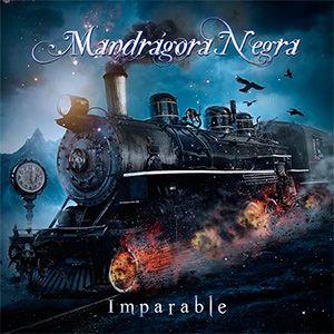 Portada del segundo disco de la banda de heavy metal melódico y power metal procedente de Irún