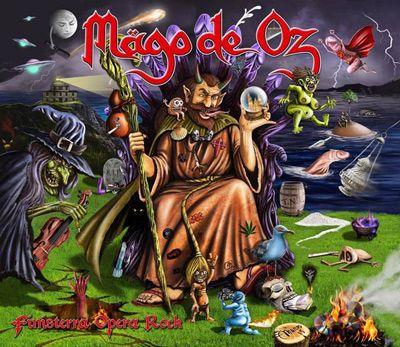 Crítica de Mägo de Oz - Finisterra Opera Rock