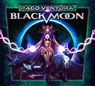 Crítica de Paco Ventura Black Moon Un diez de diez, esa es la calificación que le merece a nuestro crítico la formidable obra homónima del nuevo proyecto del guitarrista de Medina Azahara.