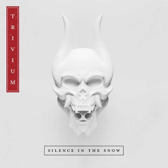 Portada del último disco de Trivivum 'Silence in the snow'