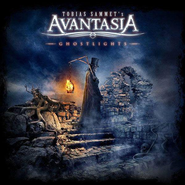 Portada del nuevo disco de Avantasia 'Ghostlights'