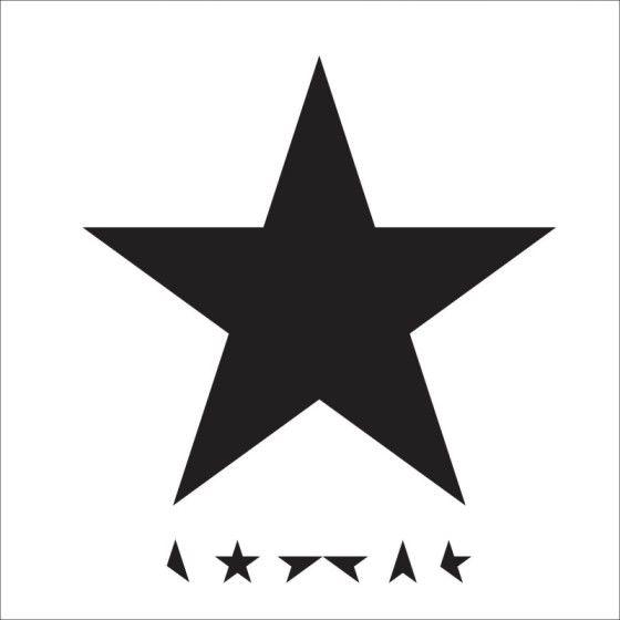 Portada de Blackstar, nuevo disco de David Bowie, el cual sale a la venta en 2016