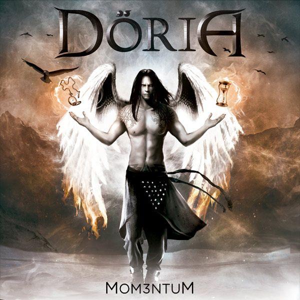 Portada del nuevo lanzamiento de Döria 'Mom3ntum'
