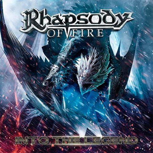 Portada del nuevo álbum de la banda italiana de power metal con Alex Staropoli y Fabio Lione en sus filas