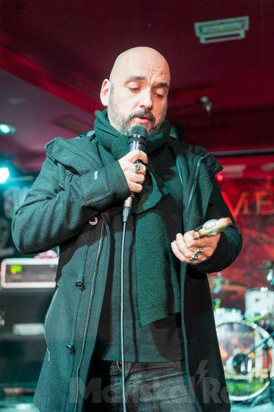 Jorge Escobedo recogió el trofeo de Sôber al mejor DVD