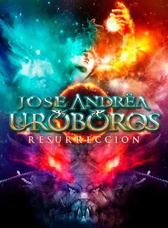 Portada del segundo álbum de estudio del ex Mägo de Oz José Andrëa y su banda.