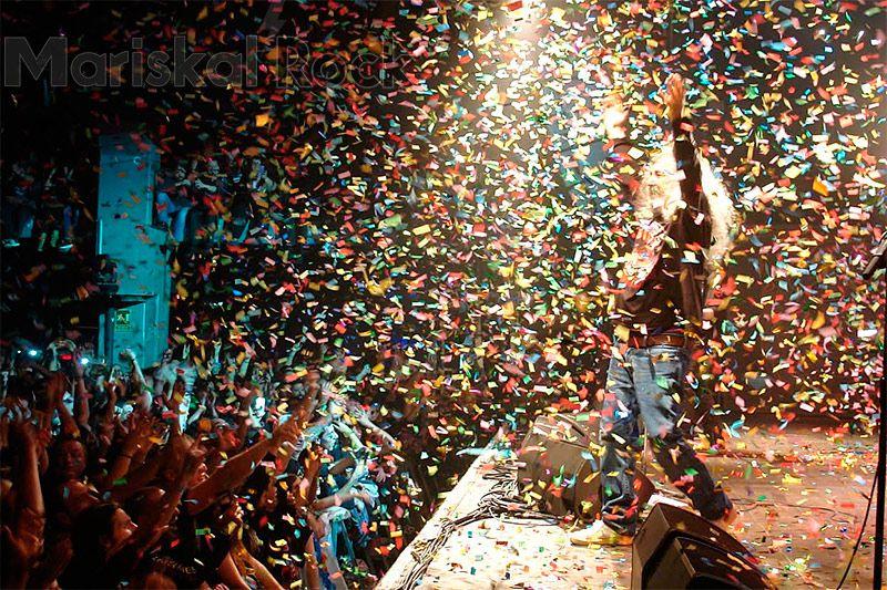 Los Suaves actuaron en la Sala Razzmatazz de Barcelona en su gira de despedida 'La música termina'