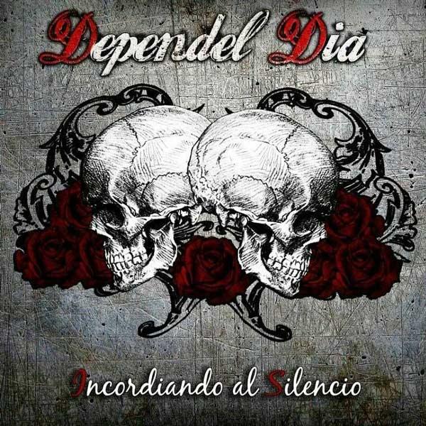 Portada de nuevo disco de Dependel Dia 'Incordiando al Silencio'