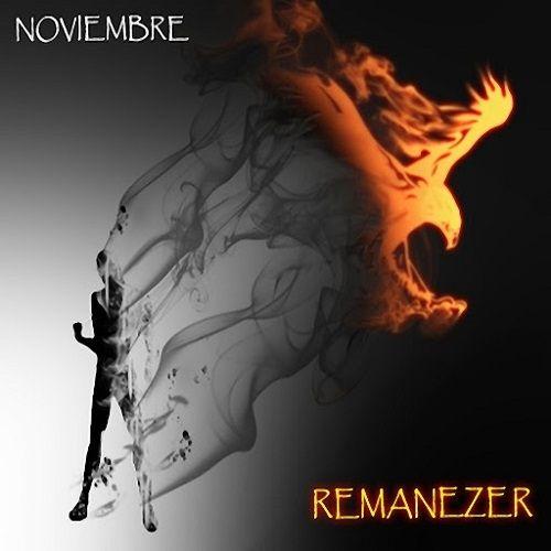 Portada del nuevo disco de Noviembre, 'Remanezer'