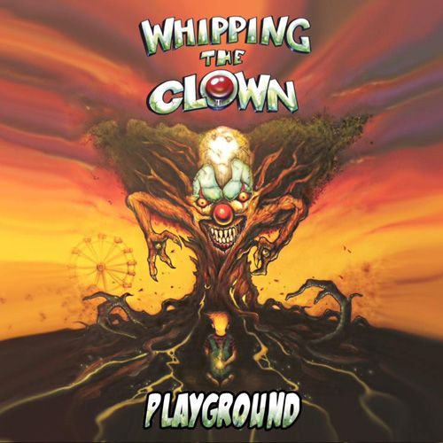Portada del último disco de Whipping The Clown 'Playground'
