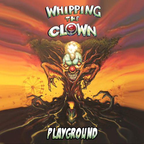 Portada del último disco de Whipping The Clown 'Playground'