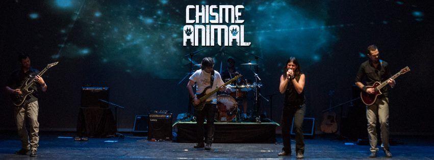 formacion chisme animal