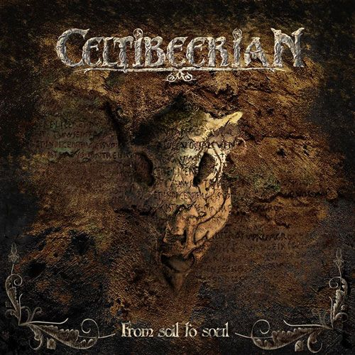 Portada del nuevo LP de Celtibeerian 'From Soil To Soul'
