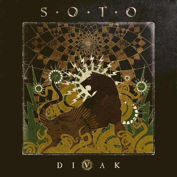 Portada de Soto: 'Divak', proyecto de Jeff Scott Soto