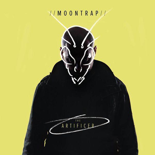 Portada del último disco de Moontrap 'The Artificer'
