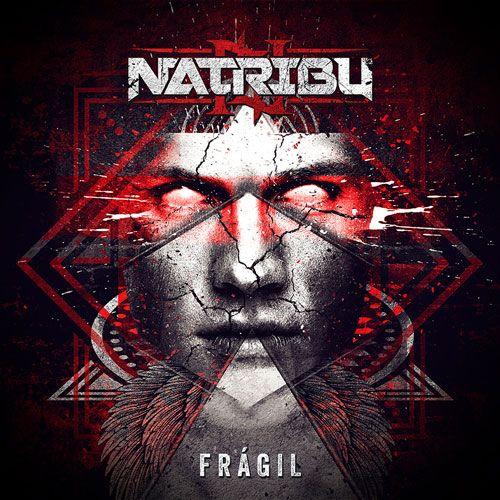 Cover del nuevo disco de Natribu 'Frágil'