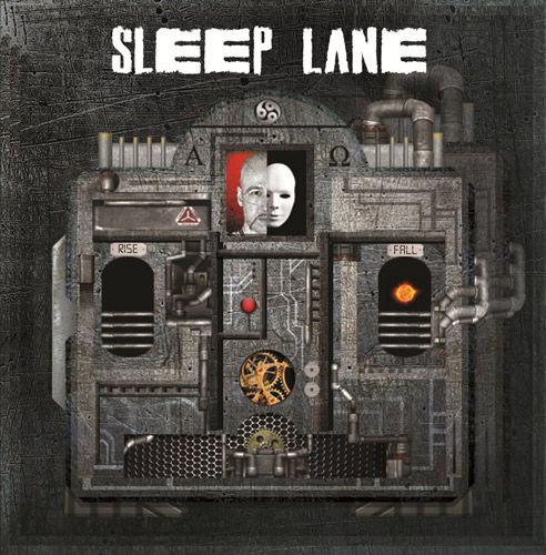 Portada del nuevo LP de Sleep Lane 'Rising & Falling'