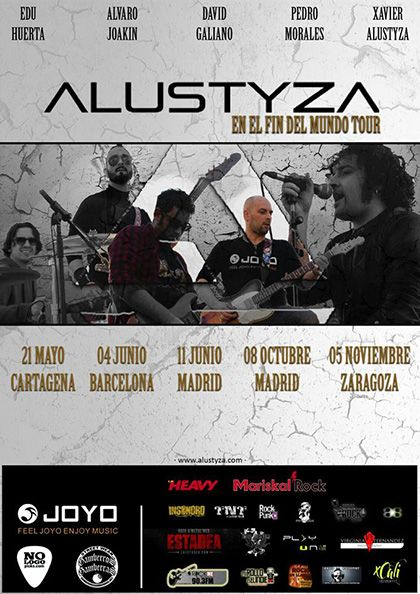 Alustyza-cartel