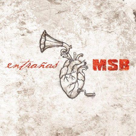 Portada del nuevo disco de la banda de rock urbano y punk rock procedente de Guadalajara.