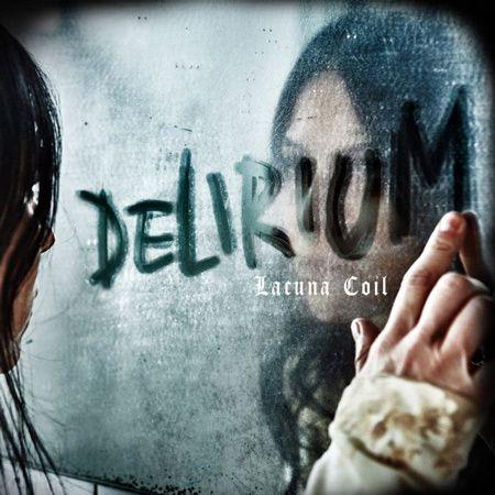 Portada del nuevo disco de Lacuna Coil 'Delirium'