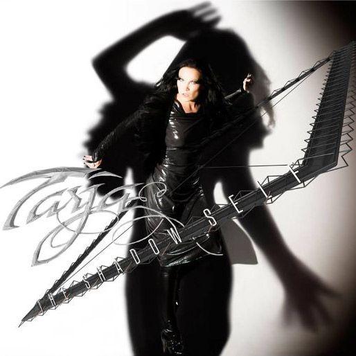 Portada del nuevo LP de Tarja 'The Shadow Self' (5 de agosto, earMusic)