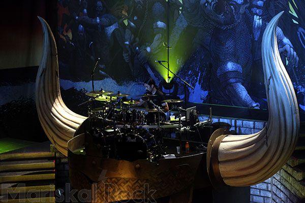 Amon Amarth - batería